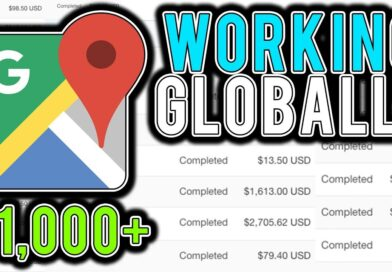 How We Make $1,000 Offering Google Maps Marketing