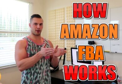 How AMAZON FBA Works? & How To Make Money From It!
