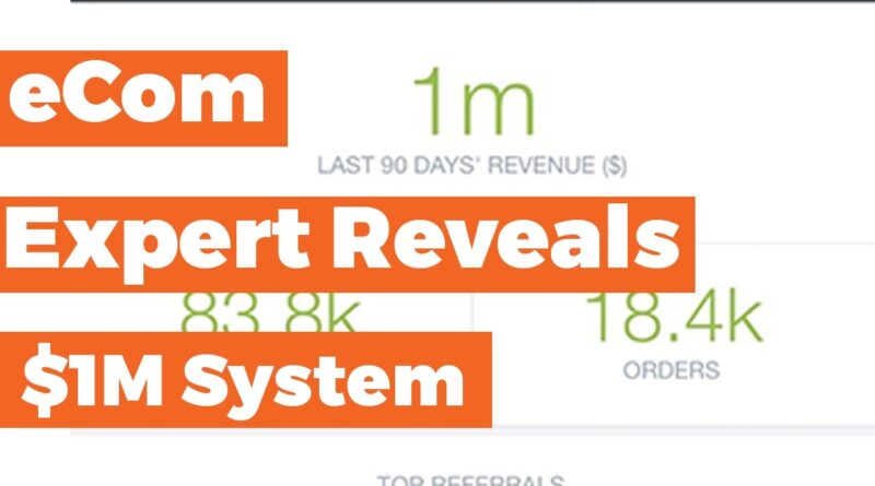 (Interview) $1M in 90 Days – eCommerce Expert Reveals Secrets