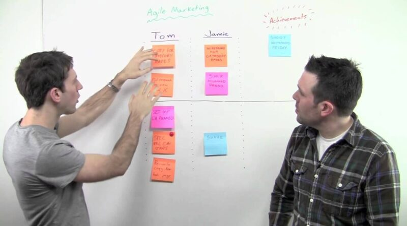 Project Management Tips for Marketing Teams – Whiteboard Friday