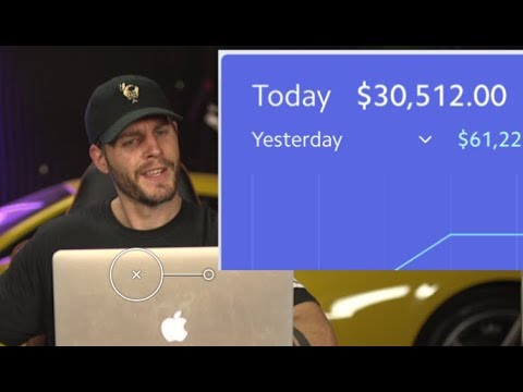 $1,000 IN $10,000 OUT (Watch Live)