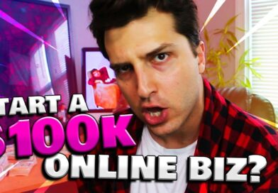 "How to Make $100K a Year Online Business (4 Step ""SLRC"" Method)"