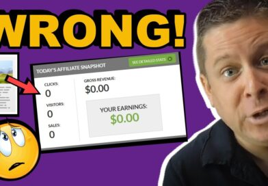 Start From Scratch – $10,000 A Month Affiliate Income In 2021?