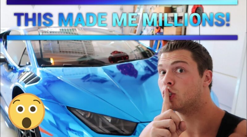 This 1 REALIZATION Made Me A MILLIONAIRE At 21 Years Old | How To Make Money Online In 2017/2018
